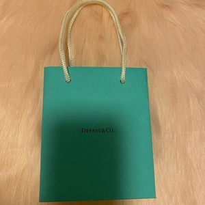 Tiffany & Co Shopping Bag